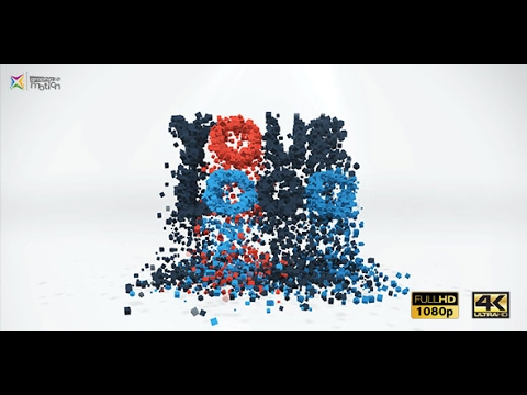 3D Particle Logo Build Customization Tutorial - After Effects