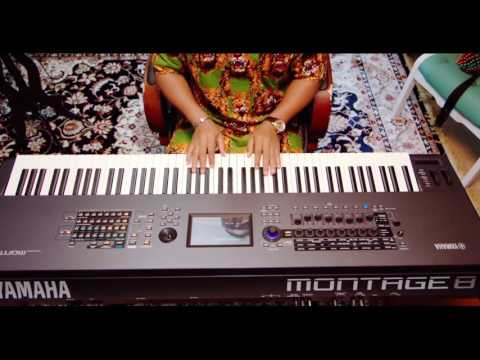 Yamaha MONTAGE Promotion Video by Wole Oni