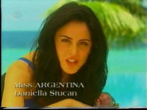MISS WORLD 2000 ( Swimwear Group 1 )