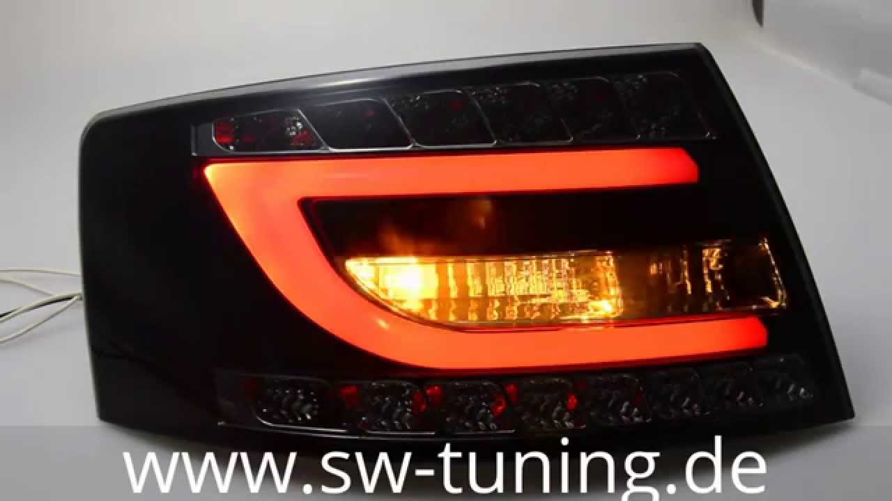 Sold out forever sw celis led r ckleuchten audi a6 4f lim for Audi a6 4f interieur