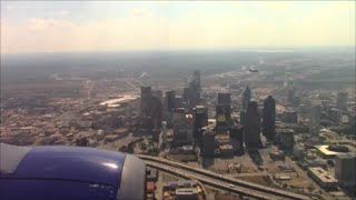 Southwest Airlines Full Flight: Kansas City-Dallas Love Field