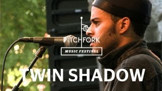 Twin Shadow - Shooting Holes At The Moon - Pitchfork Music Festival 2011