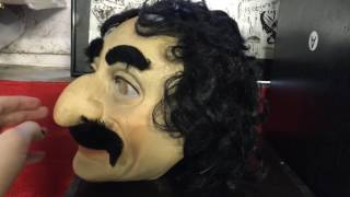 1976 César Groucho Marx Mask