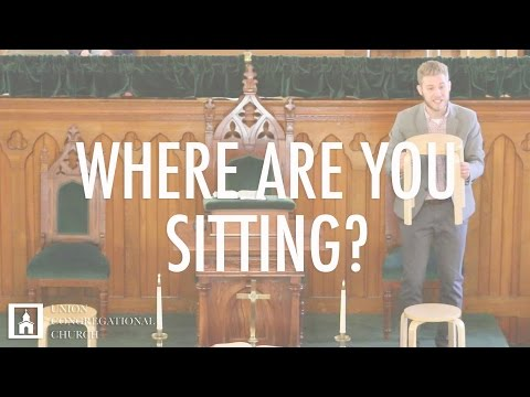 WHERE ARE YOU SITTING? | Ephesians 2:1-7