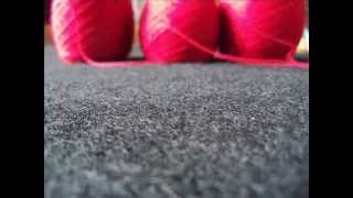Вязание крючком (жакет женский с лацканами и с шишками)
