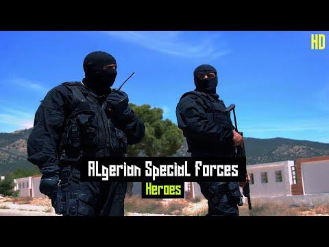 Algerian Special Forces||104 RMO,GOSP||Heroes(2020ᴴᴰ)