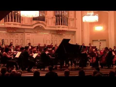 Grieg Piano Concerto in A Minor Op. 16 Paris Tsenikoglou