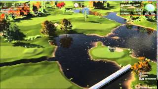 The Golf Club, PC Game Play, Found Glitch Fault