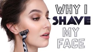 Why I Shave My Face | Karima McKimmie