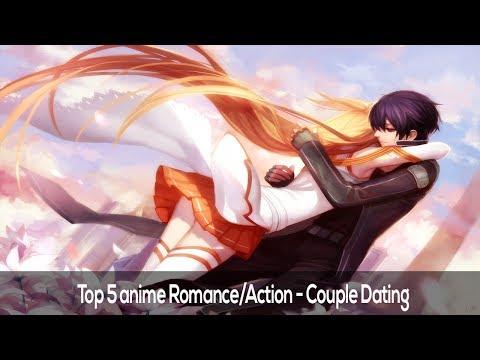 Top 5 Anime Romance Action