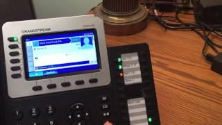 Grandstream GXP2160 Demo