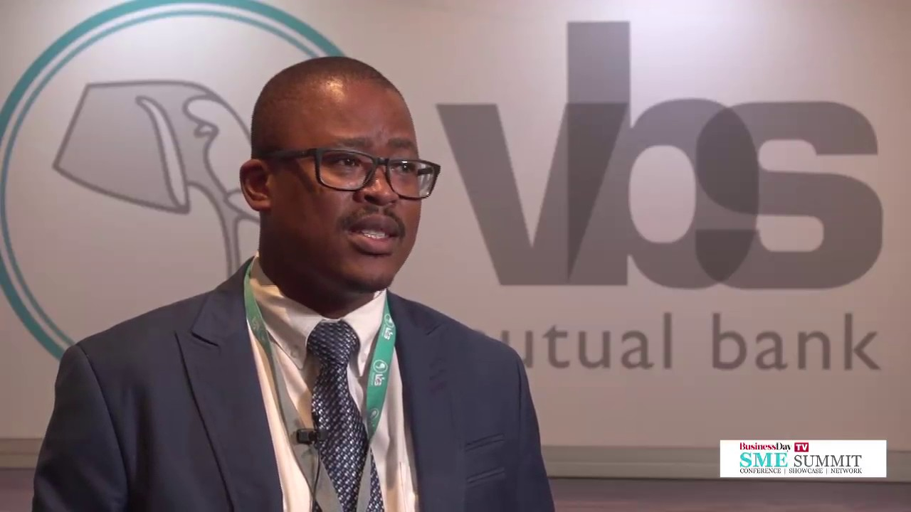 Business Day TV SME Summit: VBS Mutual Bank on its support ...