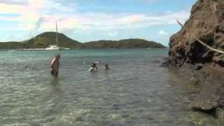Turen til Grenadinerne