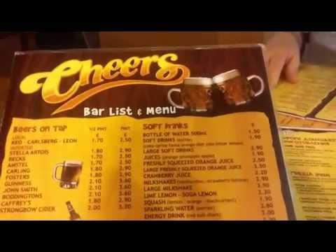 Cheers Pub Cyprus (кафе Протараса, Кипр).