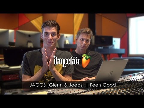 JAGGS Feels Good | Dancefair FL Studio Sessions