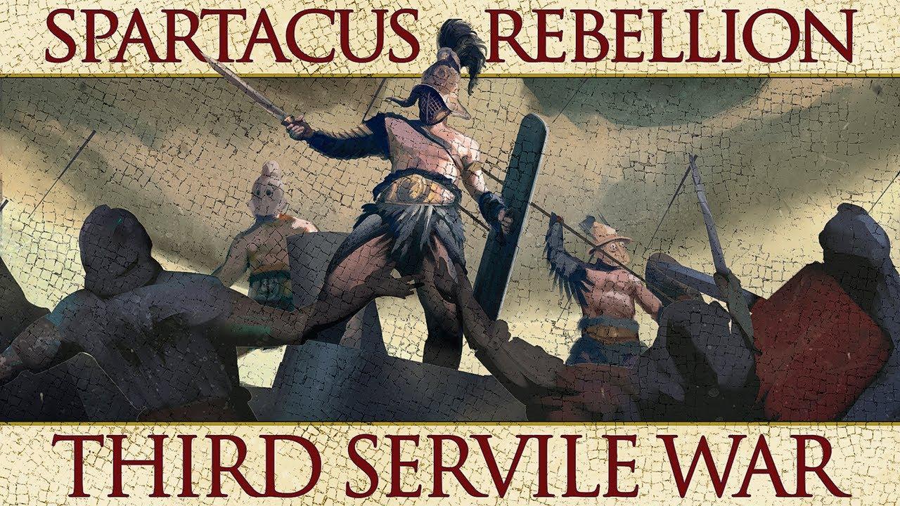 Spartacus Rebellion - Roman Servile Wars DOCUMENTARY