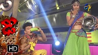 Dhee Jodi - Sanketh & Priyanka Performance - 13th July 2016 - ఢీ జోఢీ