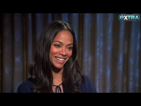 Zoe Saldana on Life with Her Twin Boys, Working with Ben Affleck on 'Live by Night'