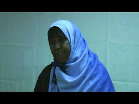 Khadija Warsame - from Somalia via Malawi to Canada