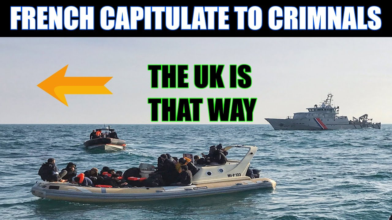 Priti Patel Furious As French Claim They Cannot Stop Boats Off The Coast, Not Even Criminals