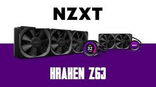 [Cowcot TV] Présentation NZXT Kraken Z63