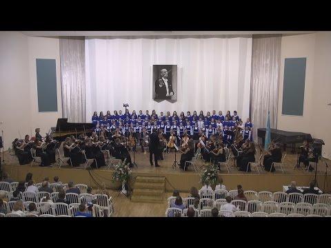 Концертный камерный оркестр ДШИ им. Е. А. Мравинского