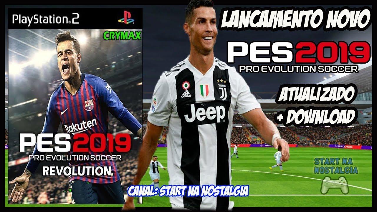 download pes 2019 ps2 atualizado