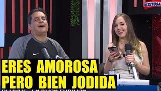 Gonzalo a Amanda : Eres Amorosa Pero Bien Jodida - Exitosa Deportes 17/12/18