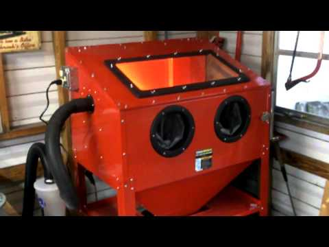 Product Review Dust Deputy Diy For Hf Blast Cabinet Doovi