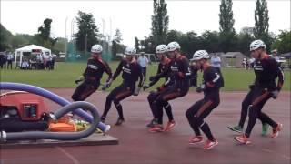 """Desfasurarea de lupta la motopompa "" - Deutschlandcup 2012 in Wittenberg"