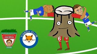 liverpool 1 0 leicester stoke 2 0 man united boxing day cartoon parody 2015