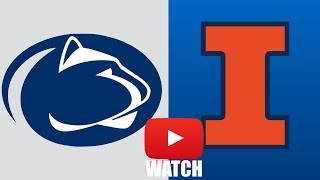 Penn State vs Illinois Week 4 Full Game Highlights (HD)