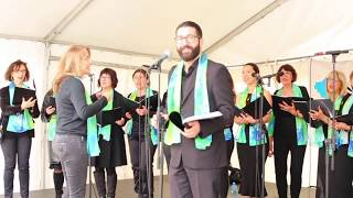 Marickville Festival 2018 Australia/Chris Moussa Performing with Andalus Arabic Choir - Marickville