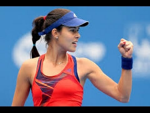 Ana Ivanovic vs Flavia Pennetta Beijing 2013 Highlights