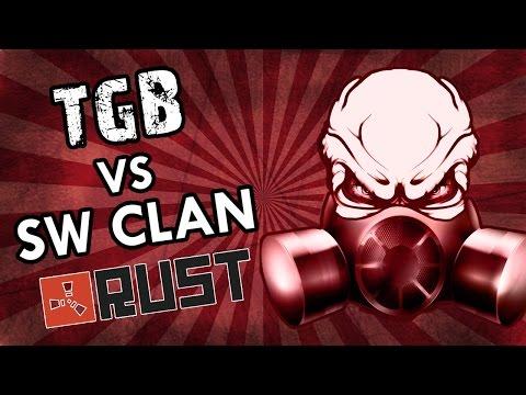 Rust Raids | Raiding The SW Clan