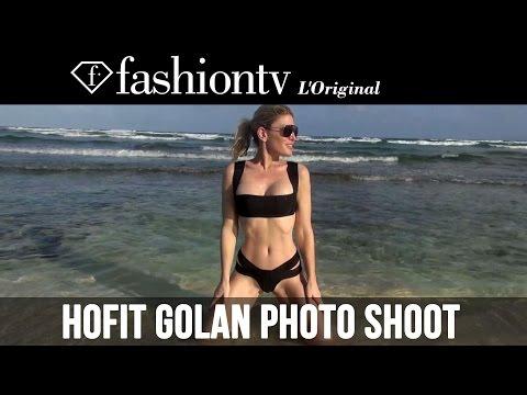 Hofit Golan Model Shoot at El Dorado Resort, Tulum, Mexico | FashionTV