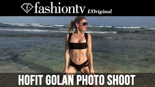 Hofit Golan Model Shoot at El Dorado Resort, Tulum, Mexico | FashionTV