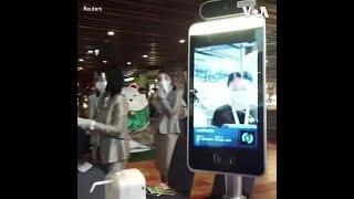 泰国购物中心重开 引民众大量涌入