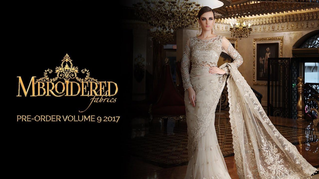 321de01992 MARIA.B Mbroidered Vol 9 2017 Pre-order Promo - YouTube