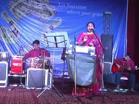 Delhi Kalibari 2013 Bangla Amar Shorse Ilish