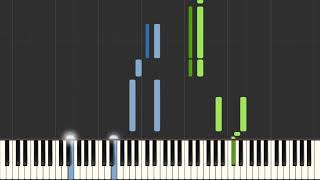 """Porco Rosso - """"Once In A While, Talk Of The Old Days"""" [Piano Tutorial] Arrangement: Makiko Hirohashi"""