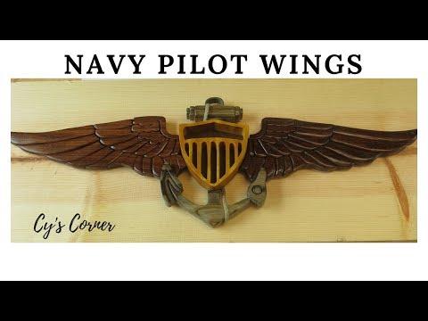Navy Pilot Wings