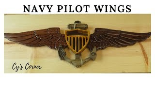 Navy Pilot Wings