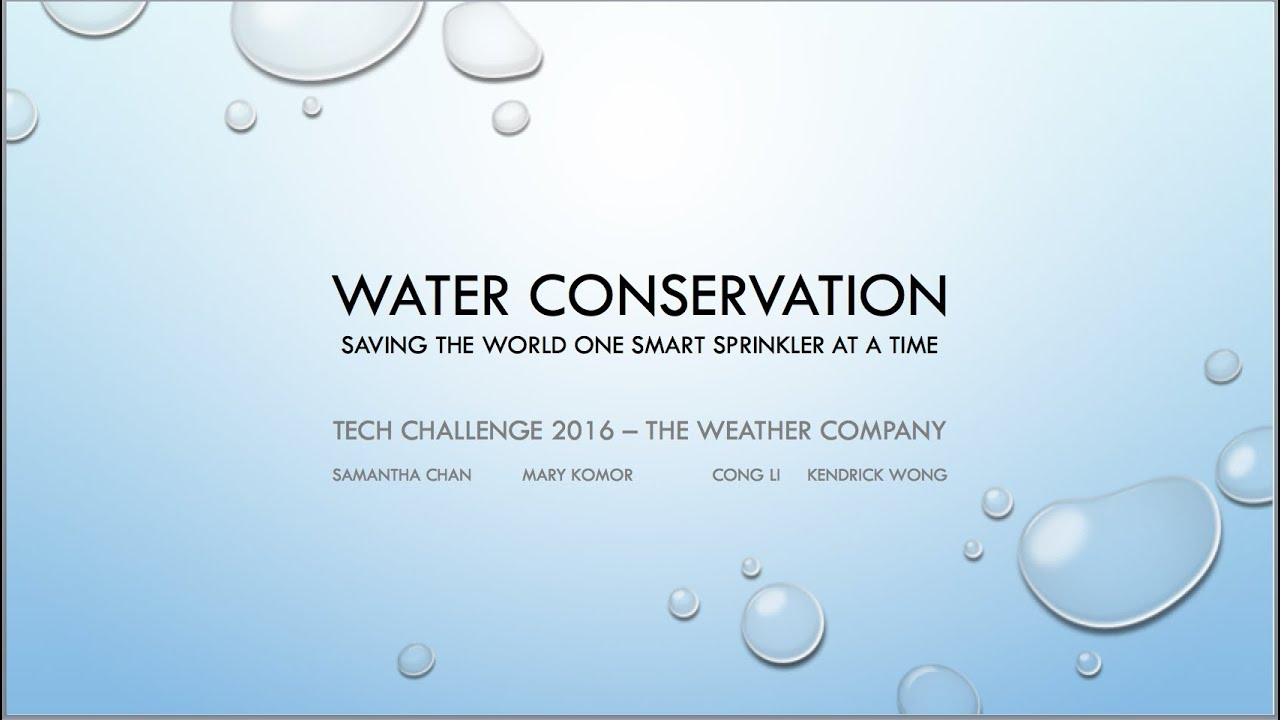 Implement an irrigation system using the new Water Conservation App