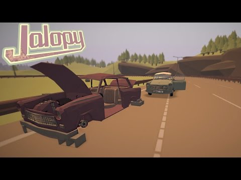 JALOPY - STEALING EVERYTHING |