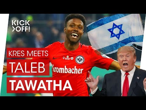 Arab-Israeli footballer fires back at Trump | Interview