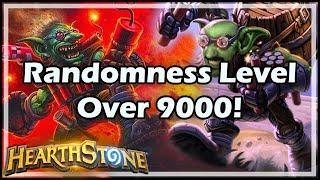 [Hearthstone] Randomness Level Over 9000! - Tavern Brawl #148