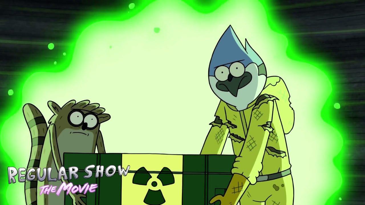 Download Regular Show - Mordecai And Rigby Destroy The Timenado | Regular Show: The Movie