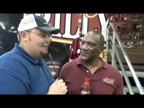 1978 Heisman Trophy Winner Billy Sims Interview with Chris Terembes on MLC TV