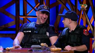 Portokalli, 11 Nëntor 2018 - Policat e Postbllokut (Alo 112)